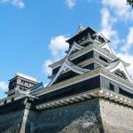 地震影響の熊本城を復元するための支援金振込先!