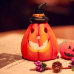ハロウィン用に折り紙で立体的なかぼちゃや魔女帽子の折り方!【動画付き】