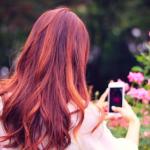 痩せて見える髪型特集!女性のロングヘアーアレンジも紹介します!