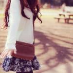 ひとパー1話桐谷美玲衣装!スカートやベレー帽、バッグが可愛い!